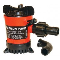 Johnson Pump, 1250 GPH Cartridge Bilge Pump, 42123