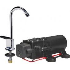 Johnson Pump, WPS Water Pump & Faucet Combo, 61123