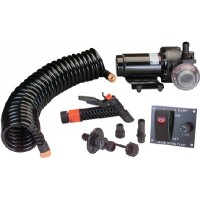 Johnson Pump, 5.2 Gpm Wash Down Kit 70 Psi, 64534