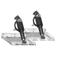 Lenco, 14 x 12 Standard Performance Electric Trim Tab Kit w/o Switch, 15038101