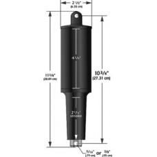 Lenco, 12 Volt Replacement Actuator - 101 XD Series, 15056001
