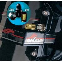 McGard, Twin Stern Drive Lock 7/16, 74019