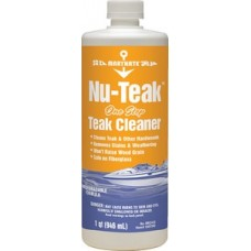 Marikate, Nu Teak 1 Step Teak Cleaner Qt, MK2432