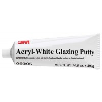 3M Marine, Acryl-White Glazing Putty, 05095