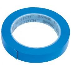 3M Marine, #471 Blue Plastic Tape 1/4, 06405