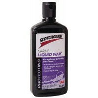 3M Marine, Scotchgard Liquid Wax, Qt., 09062