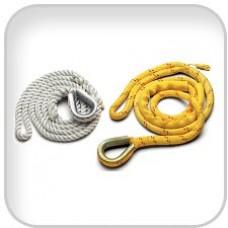 New England Ropes Inc, Braided Nylon/Polyester Mooring Pendant 1