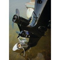 Navigator, Engine Mounted Saltwater Trolling Motor, 24V 55# Single, 655501A