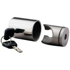 Panther, Stainless Steel Outboard Bolt-On Lock, 758101