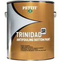 Pettit, Trinidad SR Bottom Paint, Red Gal., 1677G