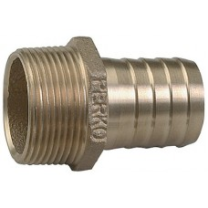 Perko, 3/4 Pipe To Hose Adapter, 0076DP5PLB
