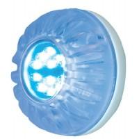 Perko, Blue LED Surface Mount Underwater Light, Pair, 0181DP2BLU