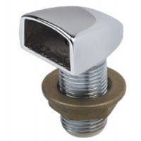 Perko, Chrome Plated Brass Gas Tank Vent F-1/2 Pip, 0515DP4CHR
