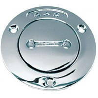 Perko, Deck Plate Cap Chrome, 0520DP099A