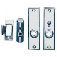 Perko, Tubular Latch Set, 0567DP0CHR
