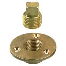 Perko, Garboard Drain Plug, 0714DP1PLB