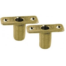 Perko, Mag Bronze Top Mt Rowlock Socket, 0831DP0PLB