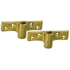 Perko, Rowlock Socket Bronze 1Pr/Cd, 0832DP0PLB