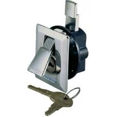 Perko, 2-1/4 X 2 Chr Flush Lock Wkey, 0921DP0CHR