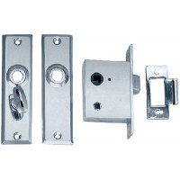Perko, Mortise Latch Set, 0960DP0CHR