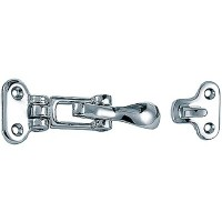 Perko, Lockable Hold-Down Clamp, 1108DP0CHR