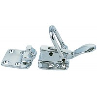 Perko, Flat Mount Hold Down Clamp, 1112DP0CHR