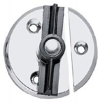 Perko, Door Button W/O Spring, 1217DP0CHR