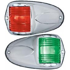 Perko, 12V Vert Mount Sidelight Pr, 1264DP0CHR