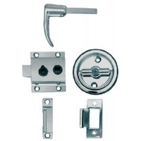 Perko, Flush Cup Rim Latch Set, 1280DP0CHR