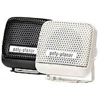 Polyplanar, 2-1/2 White VHF Ext Speaker, MB21W