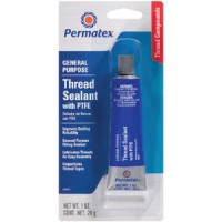 Permatex, Thread Sealant w/PTFE, 80631