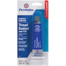 Permatex, Thread Sealant w/PTFE, 80631