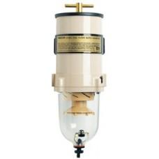 Racor Filters, 90 Gph Clear Bowl Turbine, 900FH30