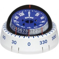 Ritchie, X-Port Tactician Compass, White, XP98W