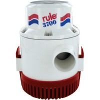 RULE 3700 Pump - 12 Vdc With 6' Wire - Ul Listed