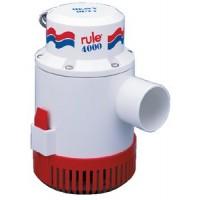 RULE 4000 Pump - 24 Vdc