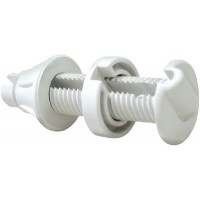 Seachoice, Cable Thru-Hull Fitting-White, 17921