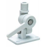 Seachoice, Antenna Ratchet Mount-Wht-Nylon, 19500