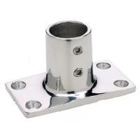 Seachoice, Stainlesss Rectangular Base Rail Fitting, 37911