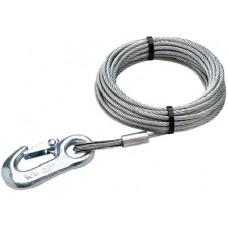 Seachoice, Winch Cable-3/16 X25'-Galv, 51181