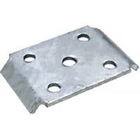Seachoice, Heavy-Duty Axle U-Bolt Plate, 55161