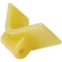 Seachoice, Yellow V-Bow Stop, 56550