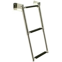 Seachoice, SS Transon Mount 3 Step Ladder, 71231