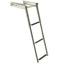 Seachoice, Dlx 3 Step Slide Ladder, 71251