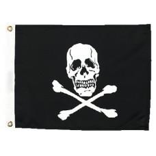 Seachoice, Jolly Roger Flag 12X18, 78251