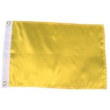 Seachoice, Solid Yellow Flag, 78261