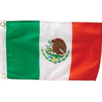 Seachoice, Mexico Flag 12 X 18, 78271