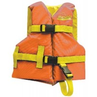 Seachoice, Orange/Yello Child Vest 20-25, 86150