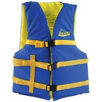 Seachoice, Blue/Yell XL Adult Vest 40-60, 86240