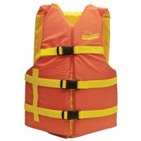 Seachoice, Orng/Yel XL Adult Vest 40-60, 86250